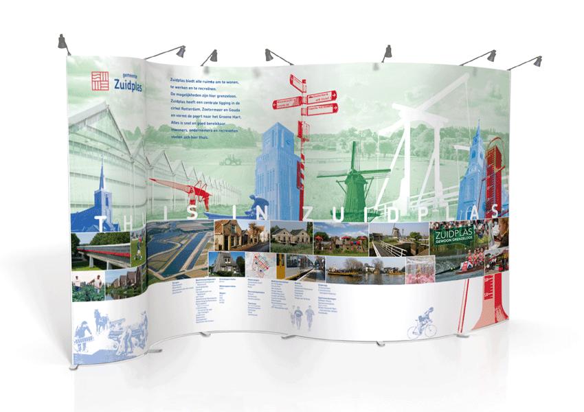 ontwerpbureau diepzicht nijmegen huisstijl gemeente zuidplas