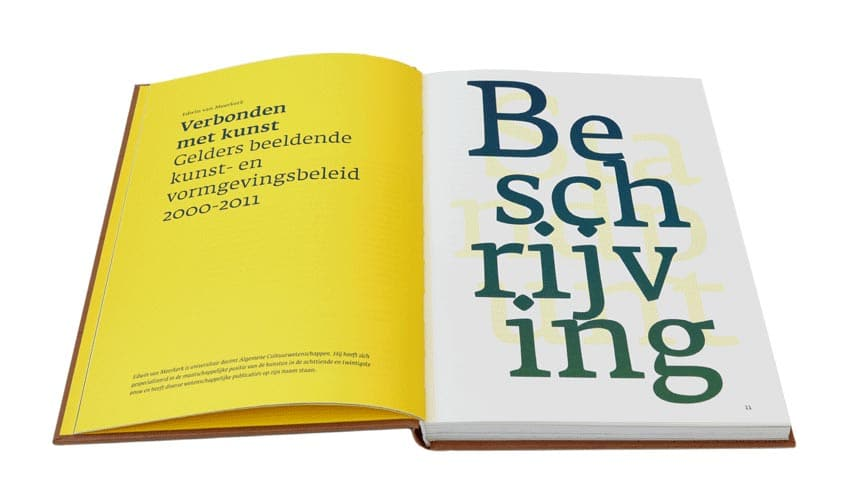 boekontwerp provincie gelderland - ontwerpbureau diepzicht nijmegen