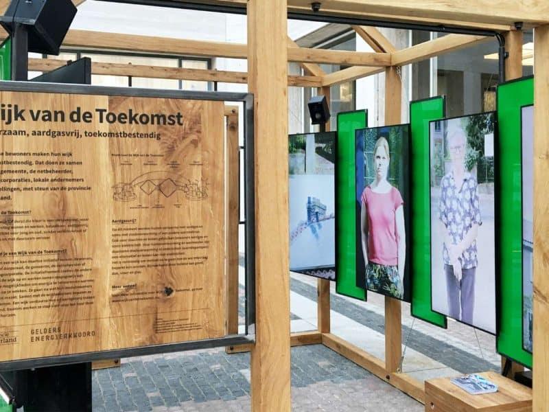 Diepzicht | Wijk van de Toekomst - grafisch ontwerp en productiebegeleiding